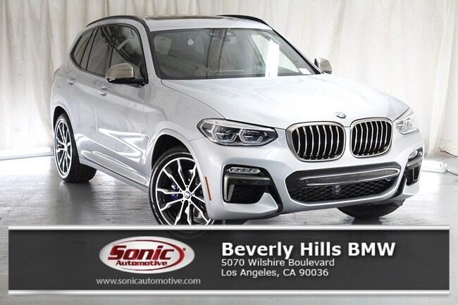 New 2019 BMW X3 M40i SAV in Los Angeles