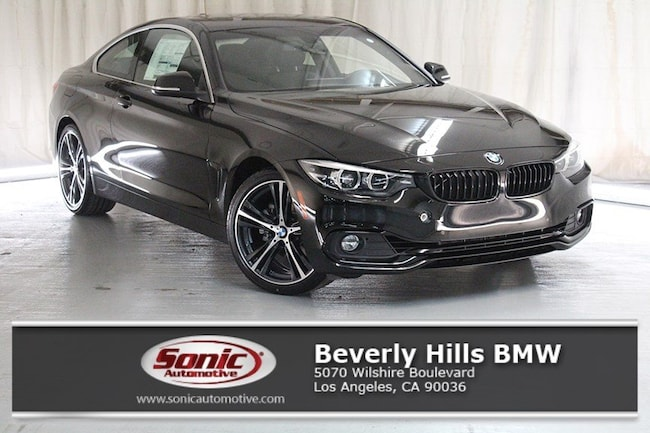 New 2019 BMW 430i Coupe in Los Angeles