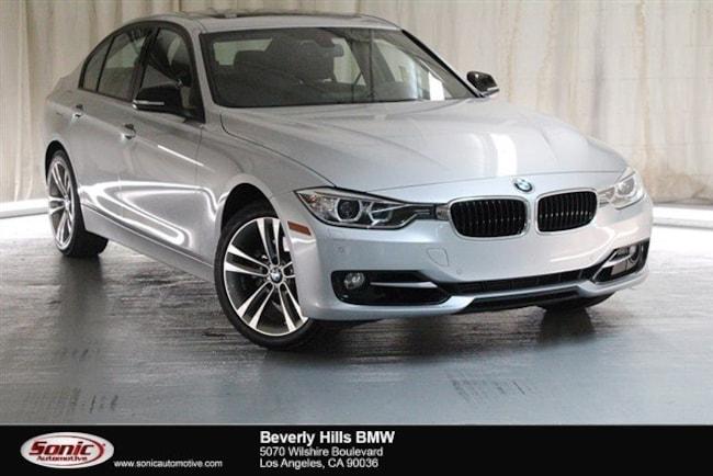 Certified Used 2015 BMW 328i Sedan in Los Angeles