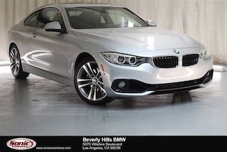 Used 2016 BMW 428i Coupe for sale in Los Angeles