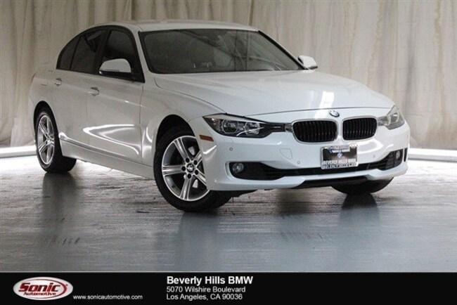 Used 2015 BMW 328i Sedan Los Angeles
