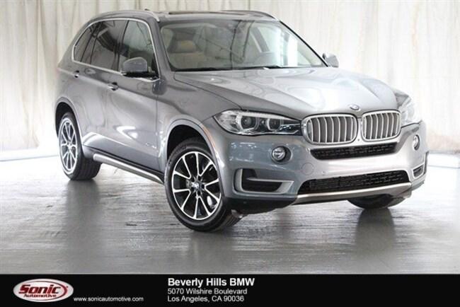 Used 2016 BMW X5 SAV Los Angeles