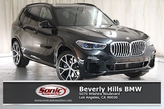 New 2019 BMW X5 xDrive50i SAV for sale in Los Angeles