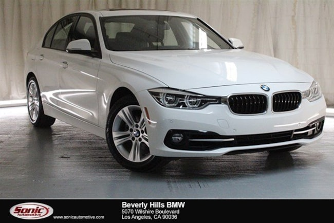 Certified Used 2016 BMW 328i Sedan in Los Angeles