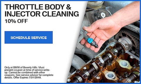 Throttle Body & Injector Cleaning