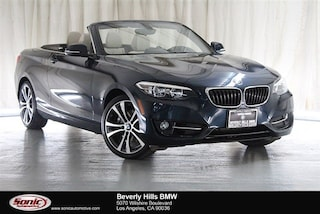 New 2016 BMW 228i Convertible in Los Angeles