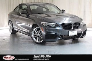 Used 2016 BMW 228i Coupe for sale in Los Angeles
