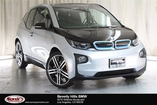 Used 2015 BMW i3 Hatchback for sale in Los Angeles