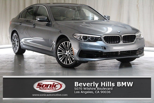 New 2019 BMW 530e iPerformance Sedan in Los Angeles
