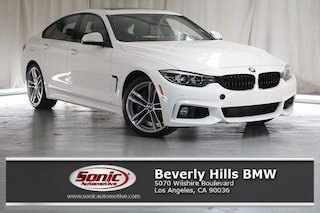 New 2019 BMW 440i 440i Gran Coupe for sale in Los Angeles
