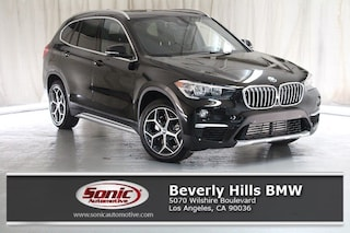 New 2019 BMW X1 sDrive28i SUV for sale in Los Angeles