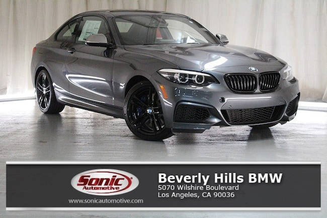New 2019 BMW M240i Coupe in Los Angeles