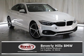 New 2019 BMW 440i Gran Coupe for sale in Los Angeles