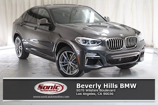 New 2019 BMW X4 M40i Sports Activity Coupe for sale in Los Angeles