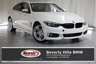 New 2019 BMW 430i Gran Coupe for sale in Los Angeles