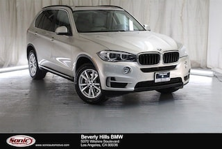 New 2015 BMW X5 SUV in Los Angeles