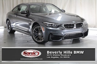 New 2018 BMW M4 Coupe Coupe for sale in Los Angeles