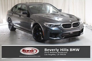 New 2019 BMW M5 Sedan for sale in Los Angeles