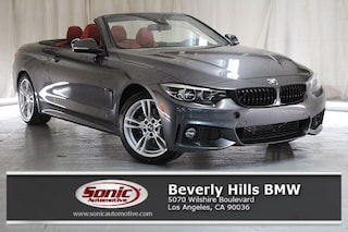 New 2019 BMW 430i Convertible for sale in Los Angeles