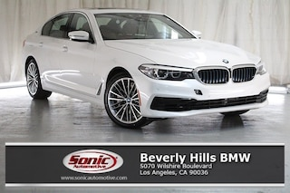 New 2019 BMW 530e iPerformance Sedan for sale in Los Angeles