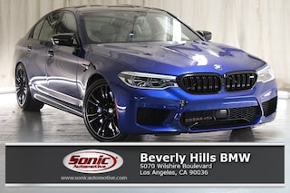 New 2019 BMW M5 Competition Sedan for sale in Los Angeles