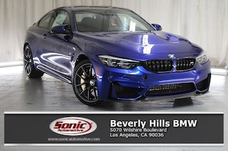 New 2019 BMW M4 CS Coupe for sale in Los Angeles