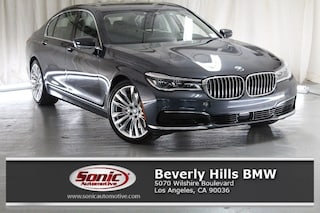 New 2019 BMW 750i 750i Sedan for sale in Los Angeles