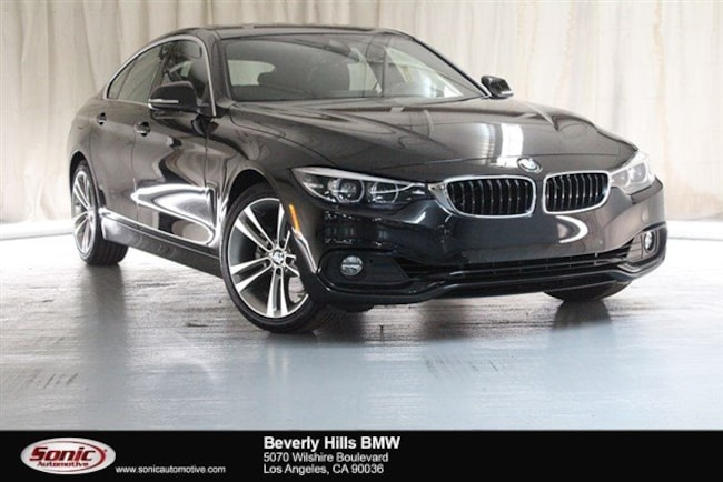 Used 2019 BMW 430i Gran Coupe Los Angeles