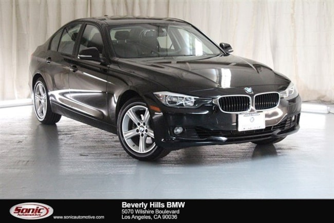 Certified Used 2015 BMW 328i Sedan in Los Angeles