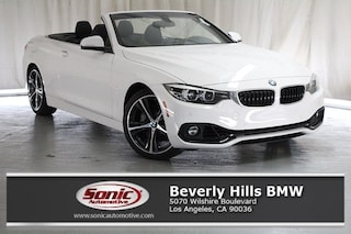 New 2018 BMW 440i Convertible in Los Angeles