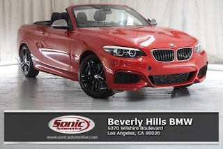 New 2019 BMW M240i Convertible for sale in Los Angeles