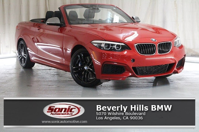 New 2019 BMW M240i Convertible in Los Angeles