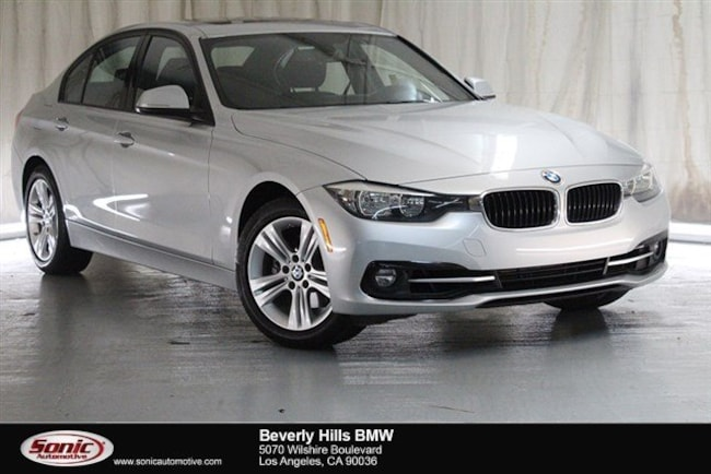 Used 2016 BMW 328i Sedan Los Angeles