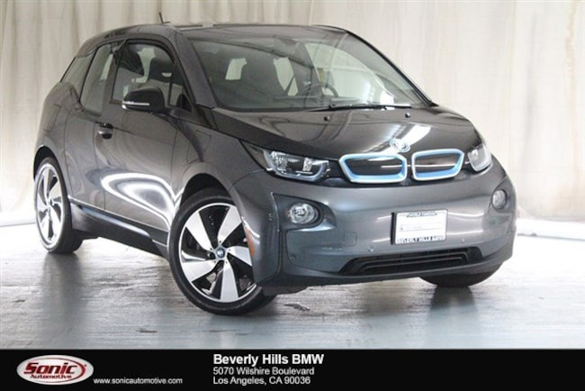 Certified Used 2016 BMW i3 with Range Extender Hatchback in Los Angeles