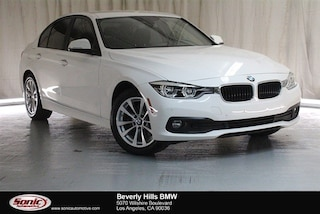 Used 2016 BMW 320i Sedan for sale in Los Angeles