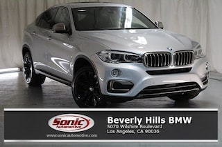 New 2019 BMW X6 sDrive35i SAV for sale in Los Angeles