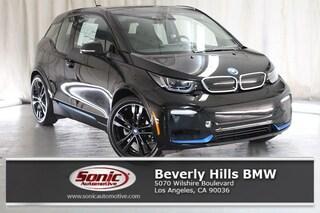 New 2019 BMW i3 120Ah s w/Range Extender Sedan in Los Angeles