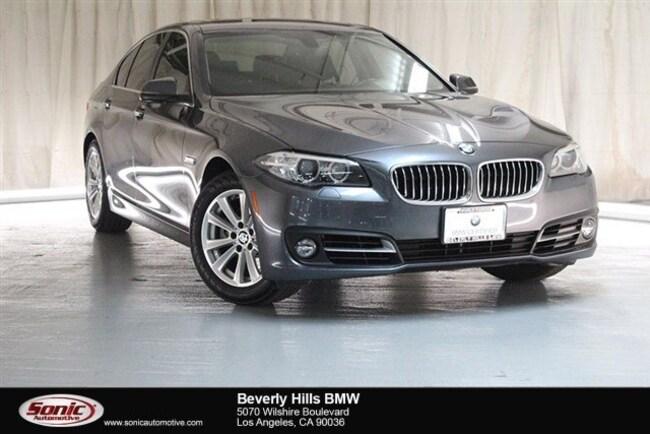 Used 2016 BMW 528i Sedan Los Angeles