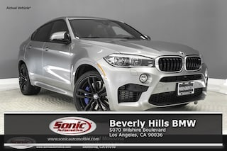 New 2019 BMW X6 M Sports Activity Coupe SAV for sale in Los Angeles