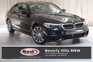 New 2019 BMW 530i Sedan for sale in Los Angeles