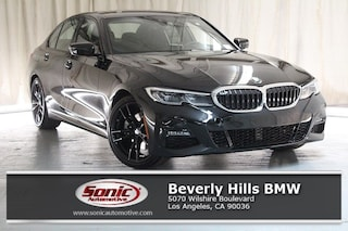 New 2019 BMW 330i Sedan for sale in Los Angeles