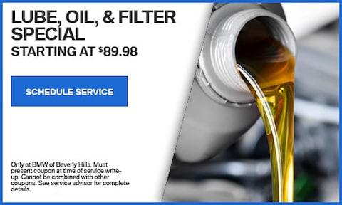Lube, Oil, & Filter Special