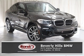 New 2019 BMW X4 xDrive30i Sports Activity Coupe in Los Angeles
