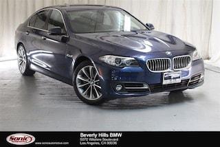 Used 2016 BMW 528i Sedan for sale in Los Angeles