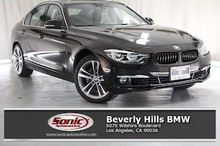 New 2018 BMW 340i Sedan for sale in Los Angeles