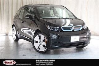 Certified Pre-Owned 2016 BMW i3 with Range Extender Hatchback for sale in Los Angeles