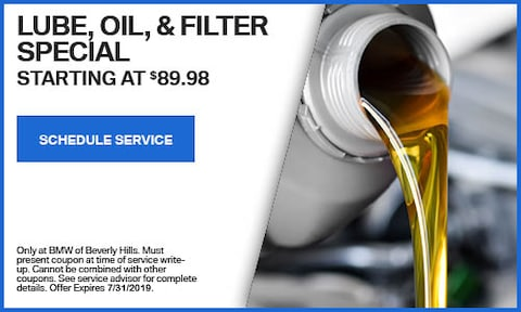 Lube, Oil & Filter Special