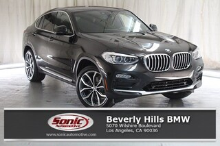New 2019 BMW X4 xDrive30i Sports Activity Coupe for sale in Los Angeles