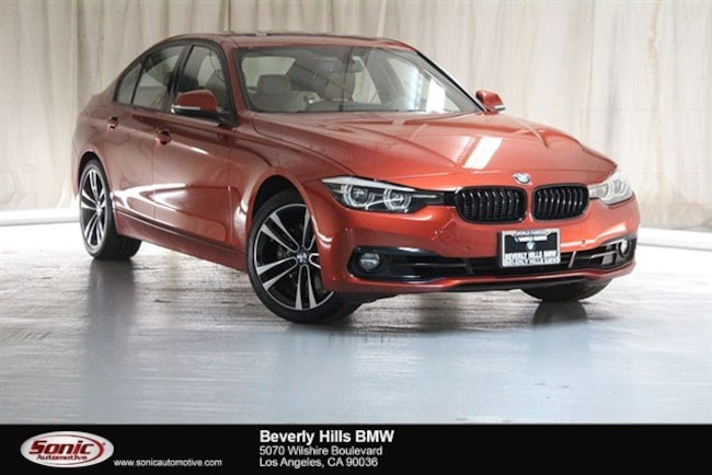 Used 2018 BMW 330e Sedan Los Angeles