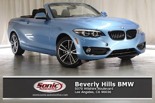 New 2019 BMW 230i Convertible for sale in Los Angeles
